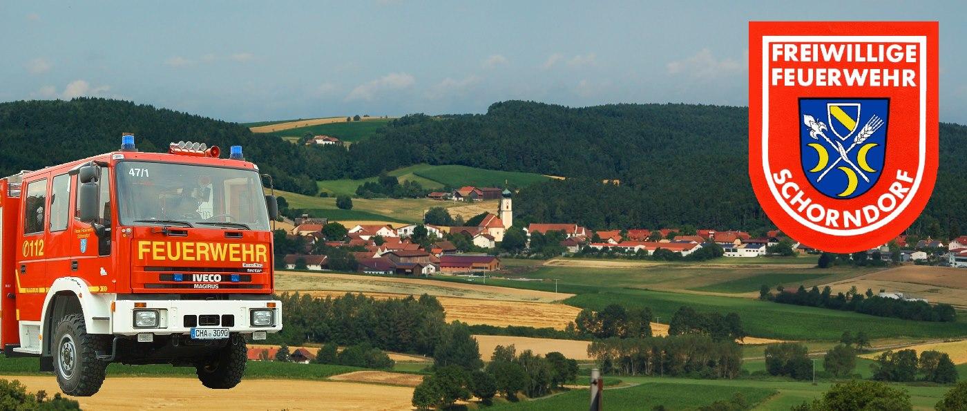 freiwillige-feuerwehr-schorndorf-landkreis-cham-oberpfalz-banner